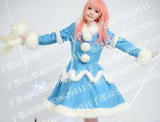 PRECO League of legends Frostfire Annie cosplay costume déguisement