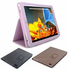 "9.7"" inch PU Leather Stand Flip Cover Case For CUBE U65GT TALK 9X Tablet PC MID"