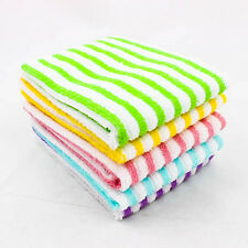 Ultra Soft Microfiber Washing Clothes Towel Cleaning Kitchen Car 30MMx30MM A0125