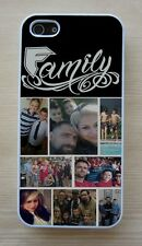 Personalized Custom Image Photo Shiny Fitted Case For Apple iPhone 4/4S 5/5S, 5C