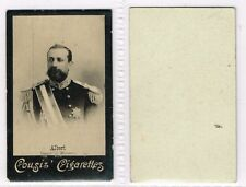 Malta: Cousis - Celebrities 1905 'K' Size Tobacco Cards List One (£1.25 each)