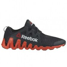 Reebok ZigTech Big & Fast Men's Running Shoes Black/Red/White  Sizes 7.5 thru 13