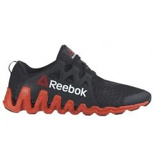 Reebok ZigTech Big & Fast Men's Running Shoes Black/Red/White  Sizes 8 thru 11