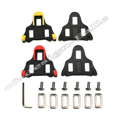 Sports Cycling Self-locking Pedal Bicycle Bike Cleat Set Road SM-SH11 SPD-SL UK