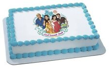 Teen Beach ~ Frosting Sheet Cake Topper ~ Edible Image ~ D4194