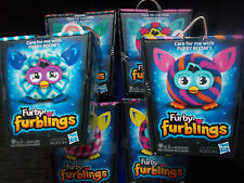 Furby Boom! Furblings Wave 2 Hasbro A7891/A96100 Electronic Pet New 6 Variations