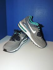 Nike Air Max Wright Teal Gray Navy Blue Running Mens Shoes 317551-034 All Sizes