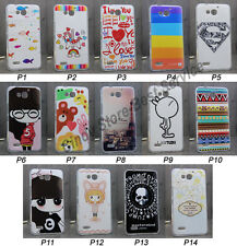 For Huawei Ascend G750 Honor 3X Soft Tpu Cartoon Animal Girl Painted Case Cover