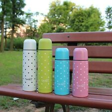 Thermos Stainless Steel Insulated Vacuum Tea Coffee Cute Cup Bottle 350ml,500ml