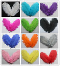 Wholesale 10-100 PCS 6-8 inches/15-20 cm ostrich feathers color choices