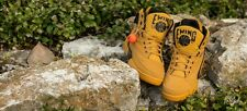 Ewing Athletics Sunflower Wheat Suede 33 Hi Sneakers