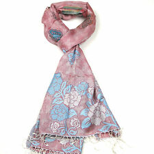 Womens Butterfly Scarf - Beautiful Ladies scarves - Pashminas For Women - Long