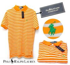 NEW RALPH LAUREN POLO CLASSICS 1299357 ORANGE