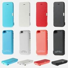 4200mAh iPhone 5 5s 5c External Battery Backup Charging Bank Power Case Cover