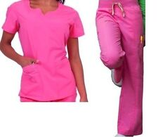 Women Med Couture By Peaches Scrubs SET