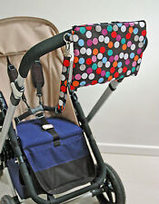 Prampocket bag - buggy, stroller, pushchair, double buggy, Bugaboo bee, donkey