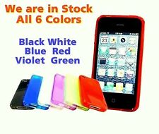 [Belkin] iPhone 4/4S TPU Silicone jelly Case Ultra Shock-Absorbing cover
