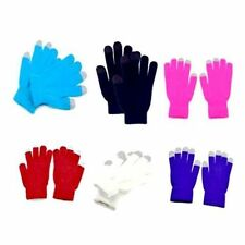 Unisex Touch Screen Knit Magic Gloves Texting Smart Phone Tablets Winter Gloves