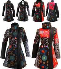 Designer Patchwork Coat Valance Winter Coat Trench Coat Jacket 36 To 46 M-rs300