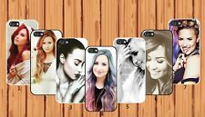 Demi Lovato for iPhone 6 6 Plus 4/4S 5/5S 5C Samsung S3 S4 S5 Note 2/3/4 Case Y9