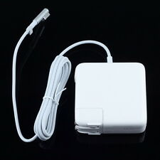 AC power adapter wall charger cable cord for Apple Laptop Macbook Pro air white