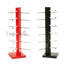 New Glasses Sunglass Display Stand Holder Stand Rack Acrylic Jewelry Tree