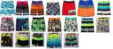 BOYS ARIZONA  SWIM BOARD SHORTS MULTIPLE SIZES AND PATTERNS NEW WITH TAGS