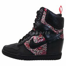 Nike Wmns Dunk Sky Sneakerboot LIB QS Liberty London Wedges Shoes MSRP 60% OFF