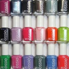 ESSIE NAIL POLISH MANY COLORS AT YOUR CHOICE **YES, WE SHIP WORLDWIDE**