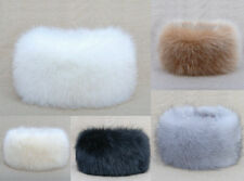 New Luxury Ladies Faux Fur Headband Ear Neck Warmers Ski Ear Muff/Xmas Gift