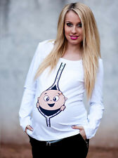 Cool maternity longsleeve ! 3 different models with boy and girl variant ! new
