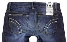"NEW NWT JOE'S ""THE PROVOCATEUR"" WOMEN'S BOOT CUT PETITE JEANS BLUE EHSA5805"