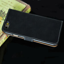 Hot Sale Luxury Magnetic Flip Leather Wallet Case Cover For Apple iPhone 6 4.7""