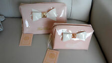 Ted Baker 'Kalipso'Cosmetic make up bow wash bag #SOLD OUT (Variations)