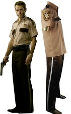 The Walking Dead cosplay costume Sheriff Rick Grimes uniform hallowee costume