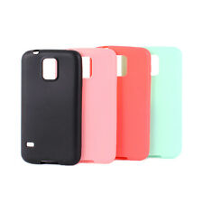Premium Silicone Soft TPU Jelly Phone Case Cover For Samsung Galaxy S5 i9600 EKa