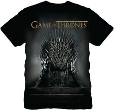 Licensed T-shirt GAME OF THRONES Empty Throne of Swords Size M, L, XL