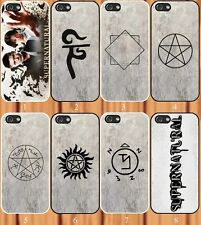 Cool Supernatural Dean And Sam Winchester for iPhone And Samsung Galaxy case F08