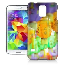 Chinese Lanterns Phone Hard Shell Case for Samsung Galaxy S3 S4 S5 Mini Ace Ne..