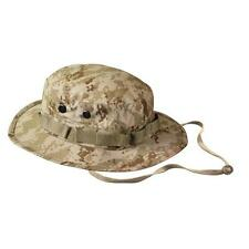Mens Military Hat - Boonie Hat, Desert Digital Camo by Rothco