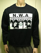 NWA Sweatshirt / Crewneck / Sweater Hip-Hop Beats Dr.Dre Ice Cube Eazy E