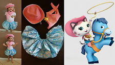 Girl Child Disney Junior SHERIFF CALLIE inspired Costume Birthday Cowgirl Outfit