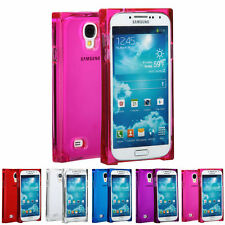 NEW 5Colors For Samsung Galaxy TPU Glassy Ice Cube Crystal Case Shell Shockproof