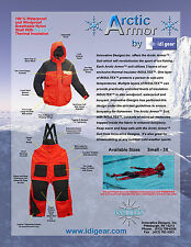 arctic armor clam frabill artic ice armor norfin ice fishing extreme weather