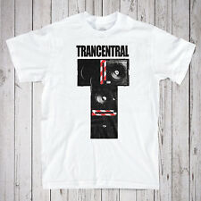 Mens KLF T-Shirt - Vintage 90S_Rave_Acid House_Trancentral_Communications