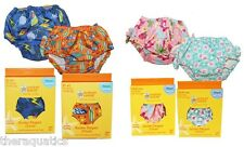 IPLAY SWIM DIAPER Cover Pant Incontinence Pool Class Baby Toddler REUSABLE 6m-4T