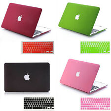 """2in1 Matte Quicksand Hard Case Cover Skin for MacBook PRO 13"""" 15""""/ AIR 11"""" 13"""""""