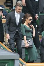 Victoria Beckham Pencil dress/party/office dress.celebrity catwalk dress. Saints