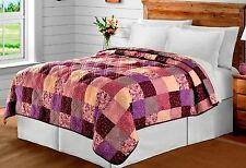 Bedding Quilt Comforter Bedspread Coverlet Bed Underlay King Twin Quee Patterns