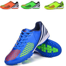 New Boys Mens Soccer Cleats Indoor Soccer Shoes Turf Football Shoes Soccer Boots